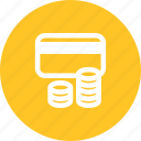 card, cash, credit, debit, payment icon