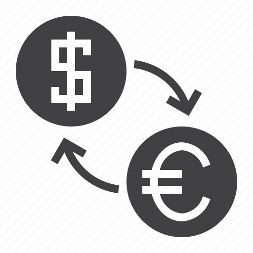 currency, exchange, money icon