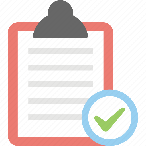 clipboard, list, notes, plan, shortlist icon