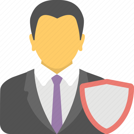 business continuity, business insurance, business liability, business management, business protection icon