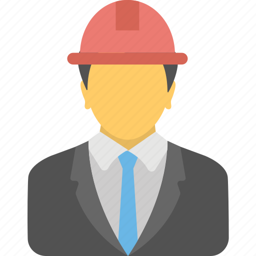 construction, engineer, labour, technicians, worker icon