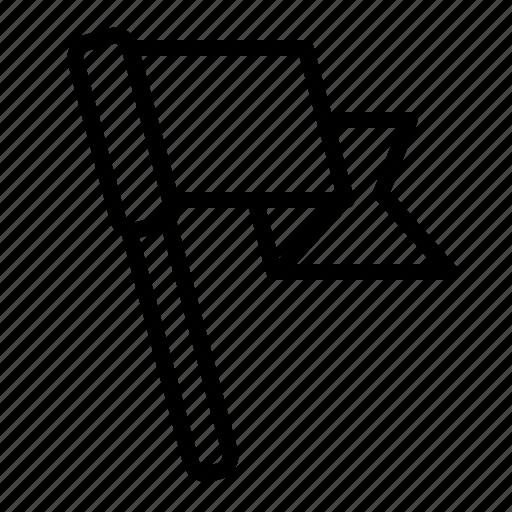Business, economics, finish, flag, goal icon - Download on Iconfinder