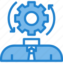 business, configuration, perfermance, settings icon