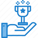 award, business, medal, office, winner icon