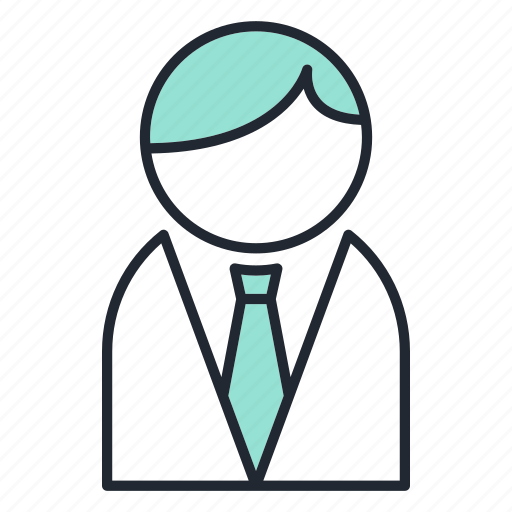 avatar, boss, business, marketing, user icon