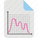 analysis, business analysis, business communication, business report, statistics icon