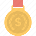 award, honor, medal, prize, reward icon