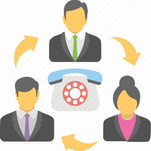 communication, connect, contacts, telecom, telecommunication icon