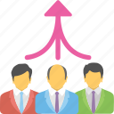 collaboration, group, network, organization, team