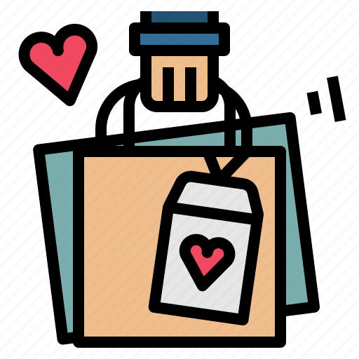 brand, commitmentshopping, customer, loyalty icon