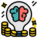 brainstorm, business, entrepreneur, idea, imagination icon
