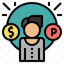 business, buy, marketing, sale icon