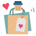 brand, commitmentshopping, customer, loyalty icon