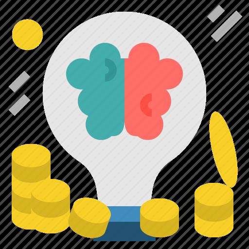 brainstorm, business, entrepreneur, idea, imagination icon