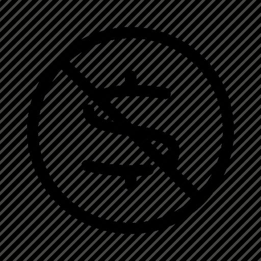 cc, commercial, marketing, non, shopping icon