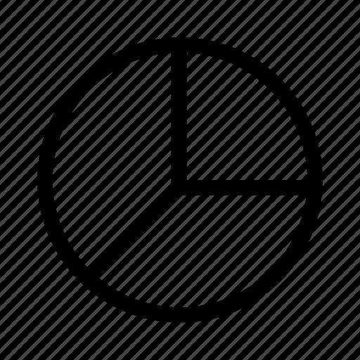 Analytics, chart, circle, pie, statistics icon - Download on Iconfinder