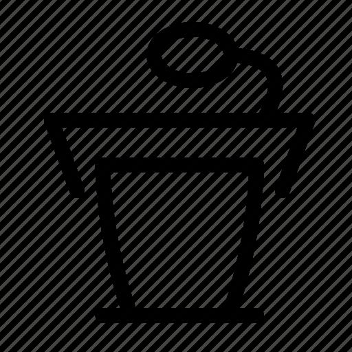 Conference, lectern, microphone, podium, presentation, speaker, speech icon - Download on Iconfinder