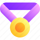 achievement, business, medal, success