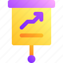 business, graph, graphic, presentation icon