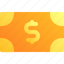 buck, business, cash, dollar, money icon