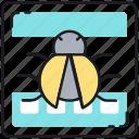 bug, fixing