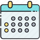 events, calendar