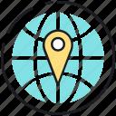 local, search