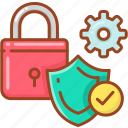 lock, money, password, safe, secure, security icon