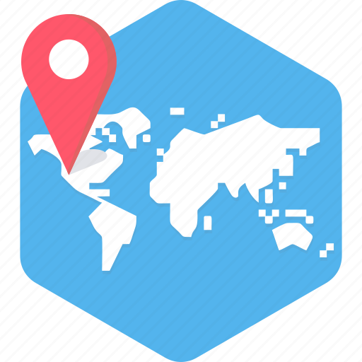 gps, locate us, location, map, navigation, pin, point icon