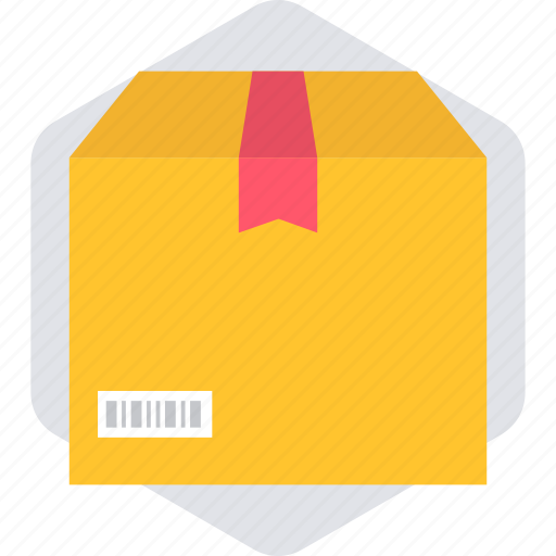 box, courier, delivery, gift, package, shipping, shopping icon