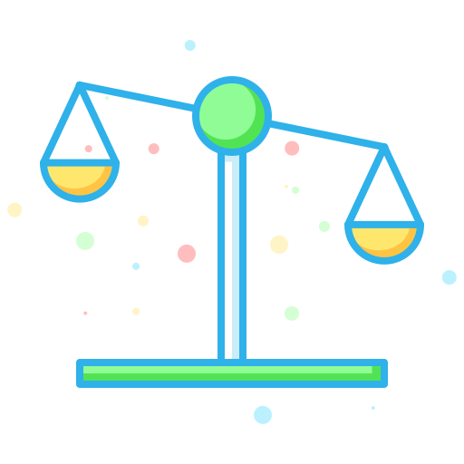 balance, business, company, economic, finance, interprise icon