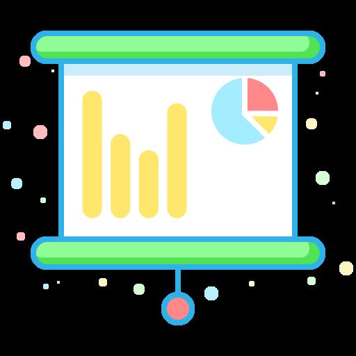 business, company, economic, finance, interprise, presentation icon