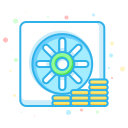 business, company, economic, finance, interprise, savings icon