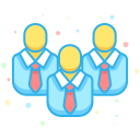 business, company, economic, finance, interprise, team, work icon