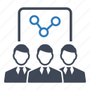 business, graphical, report icon