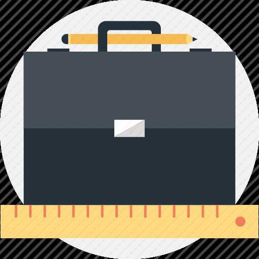 bag, briefcase, portfolio, suitcase, work bag icon