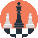 chess, plan, policy, scheme, strategy icon