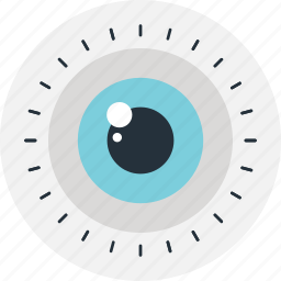 business, opinion, seo, view, vision icon