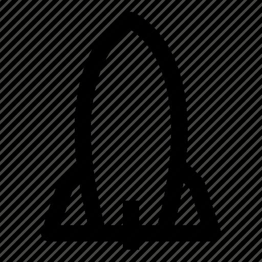 business, commerce, economic, finance, launch, rocket, shop icon