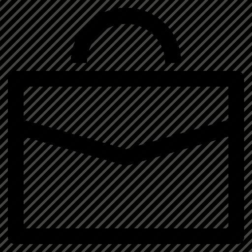business, commerce, economic, finance, shop, suitcase icon