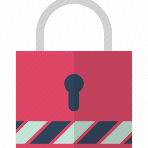 commerce, finance, lock, lock sign, padlock, protection, safety icon