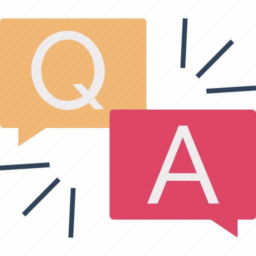 answer, bubble, faq, q and a, question and answer sings, question answer, question answer bubble icon