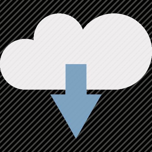 cloud download, cloud downloading, cloud network, cloud sharing, cloud transfer, computing, download icon