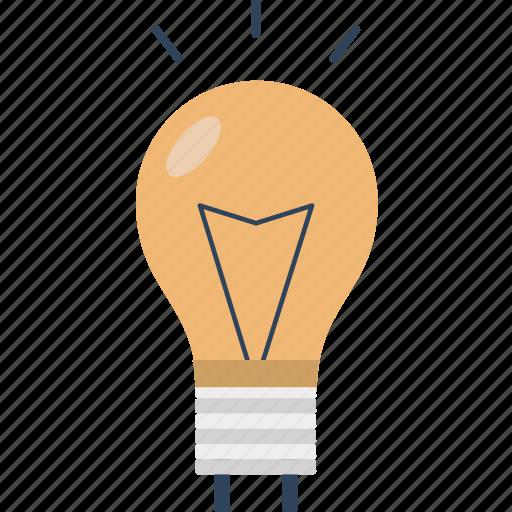 bulb, creative, creative mind, digital marketing, globe, globe bulb, idea icon