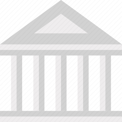apex court, bank, building, court, court building, courthouse, museum icon