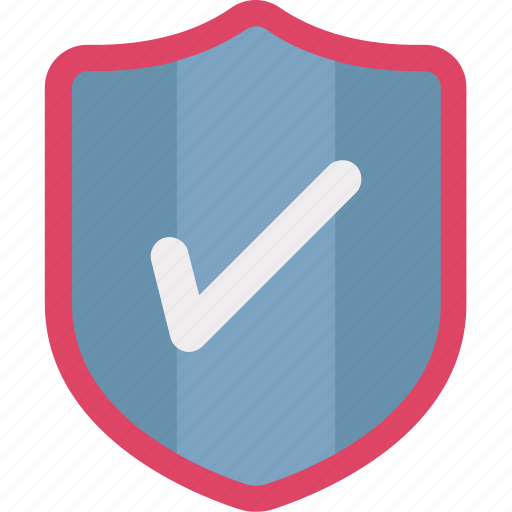 approved protection, badge, money protection, protection, shield, shield badge, shield for protection icon