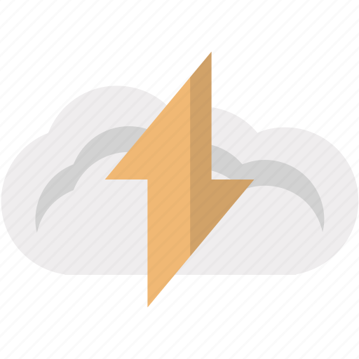 atmosphere, bolt, cloud, cloud computing, cloud thunderstorm, forecast, weather icon