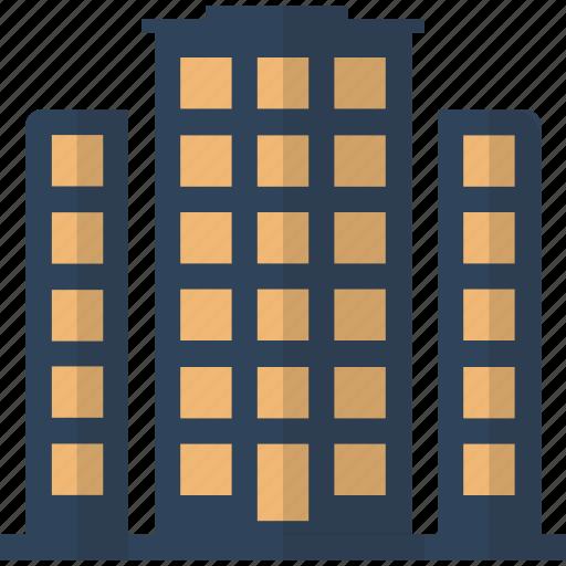 building, forex plaza, mall, plaza, shopping center, shopping plaza, trading center icon