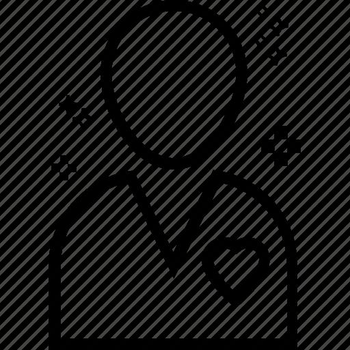 avatar, man, person, profile avatar, user, user avatar, user profile icon