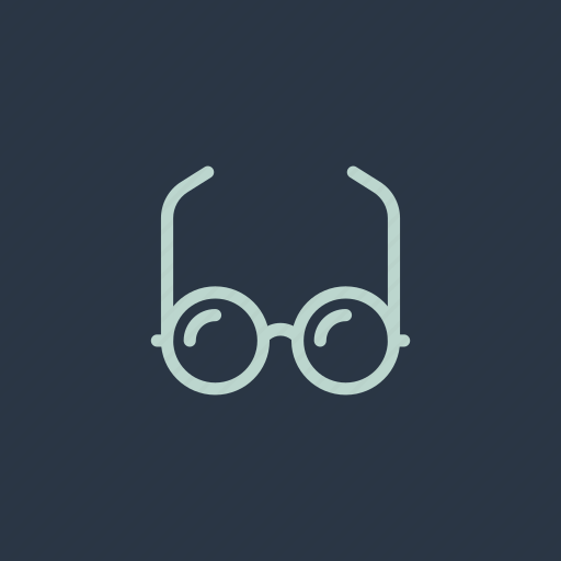 eyewear, find, glasses, look, spectacles, view, vision icon